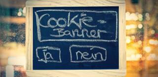 Consent Banner auf Web.de