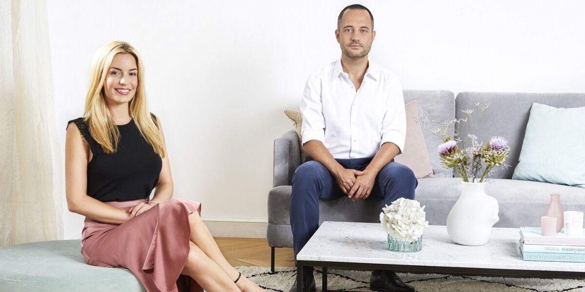 Westwing-Gründer: Delia Lachance und Stefan Smalla
