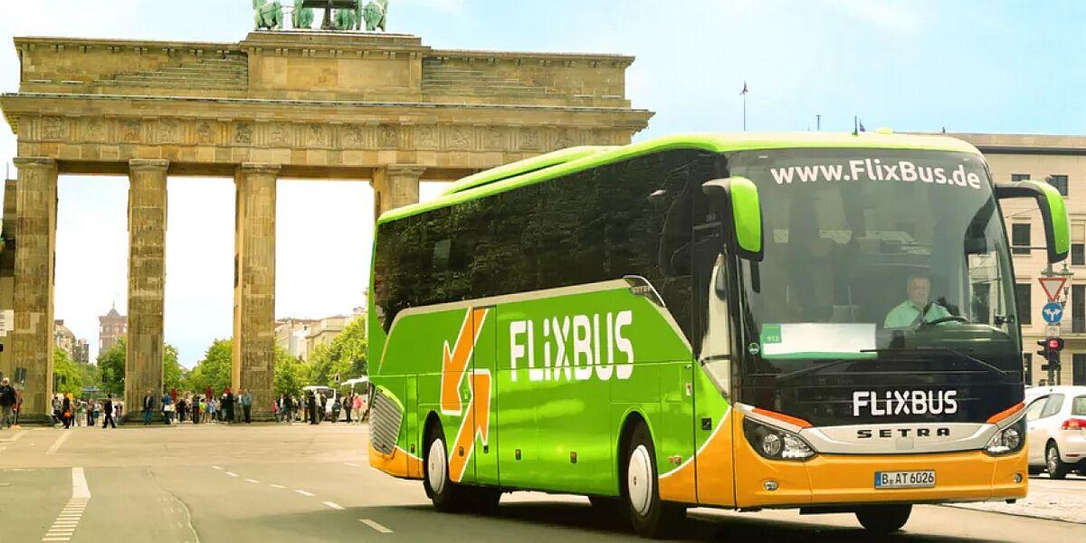 Flixbus in Berlin
