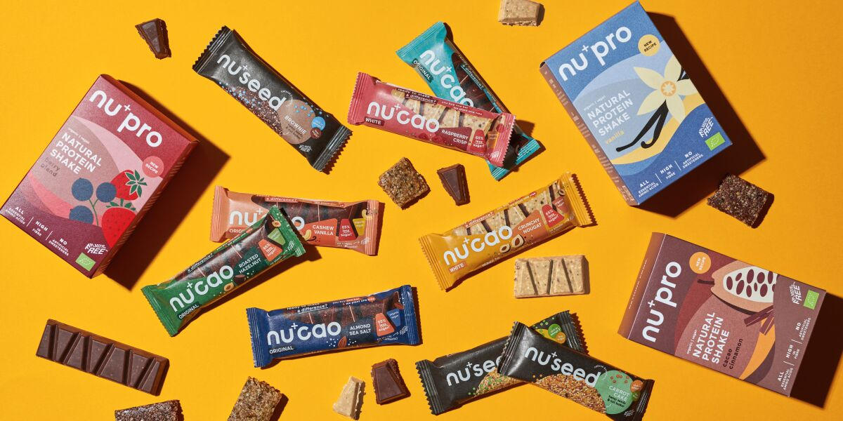 Produktauswahl the nu company