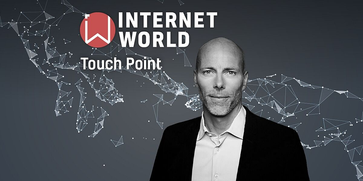 INTERNET WORLD TOUCH POINT Jan Oetjen