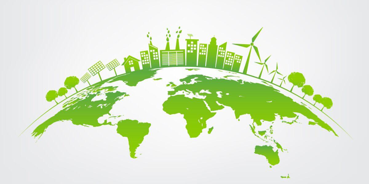 Klimaneutrale Stadt