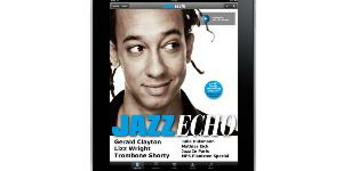 Digiden bringt Musik auf das iPad