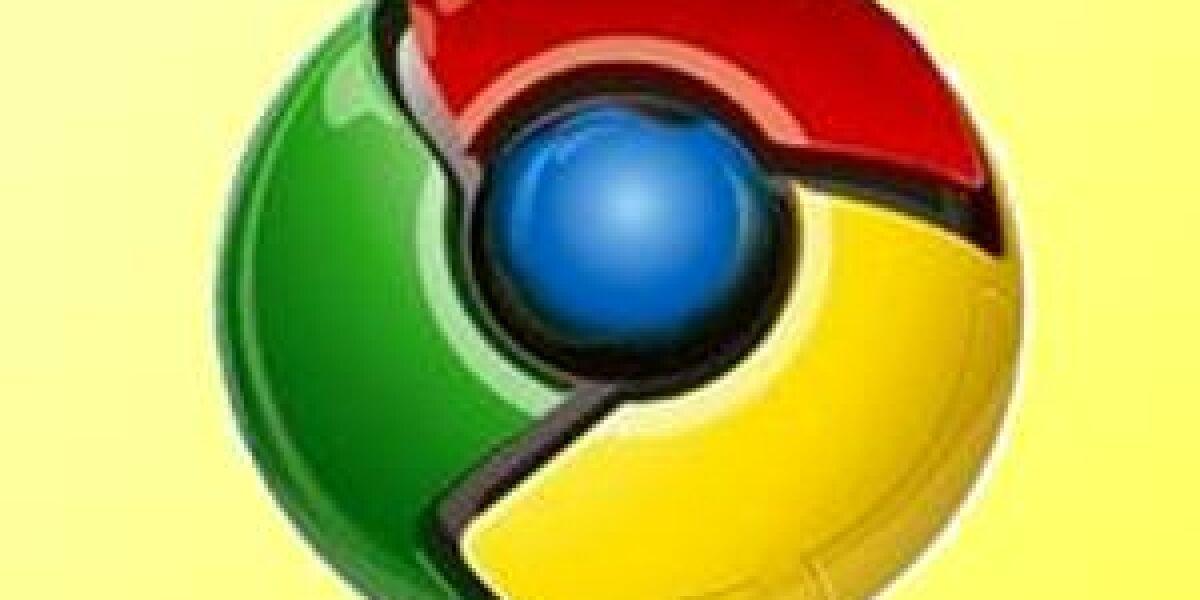 Neue stabile Version von Chrome