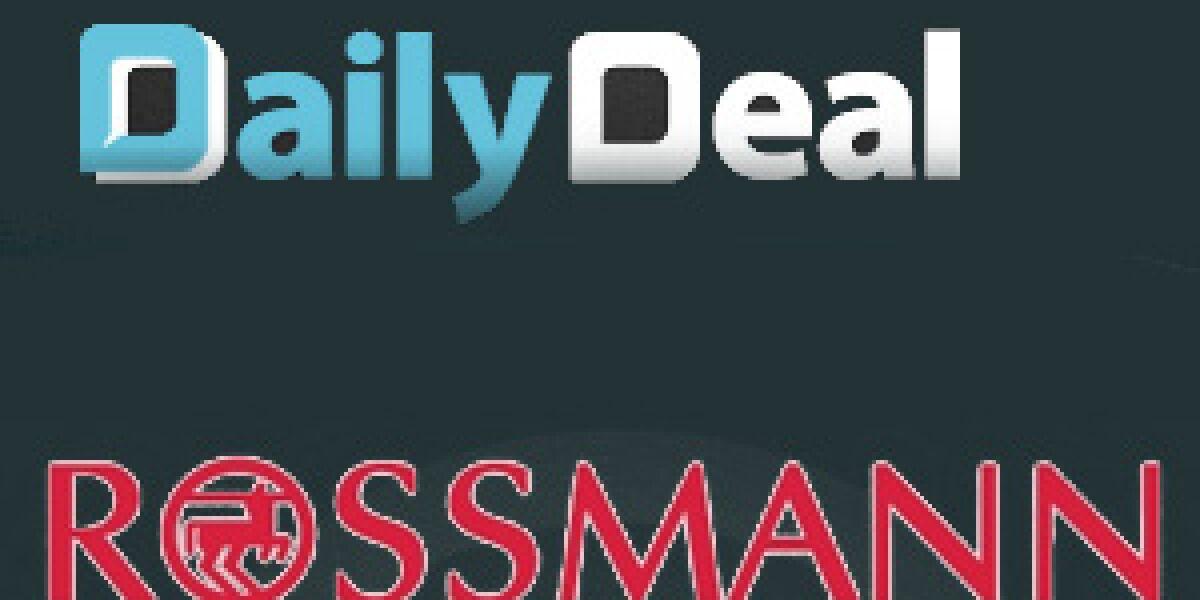 Rossmann dealt über DailyDeal