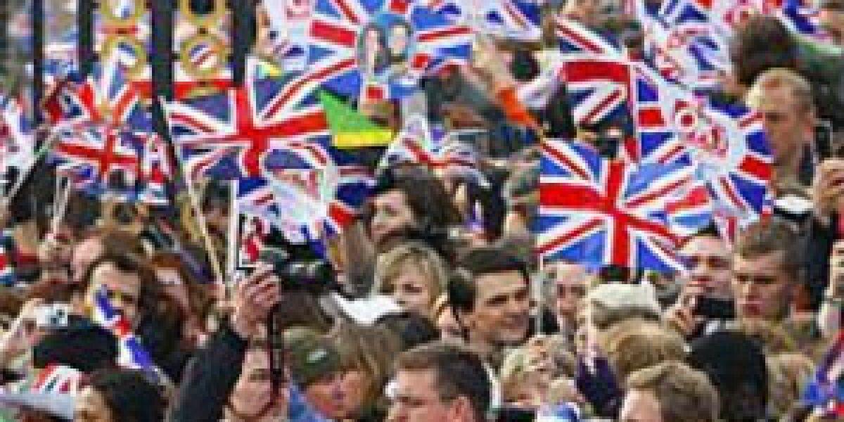 Royal Wedding wird zum Onlinehype Foto: Press Association
