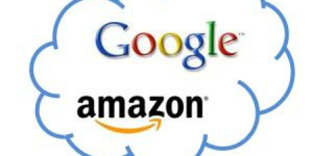Amazon, Google verhandeln mit Musikproduzenten