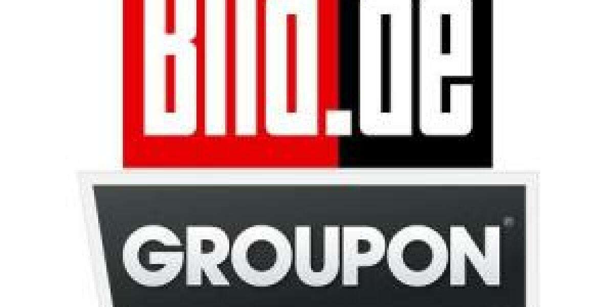 Bild.de und Groupon kooperieren