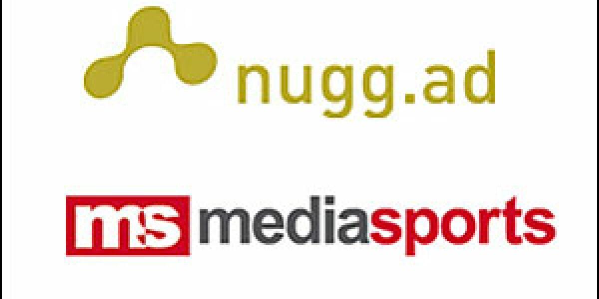 Mediasports kooperiert mit nugg.ad