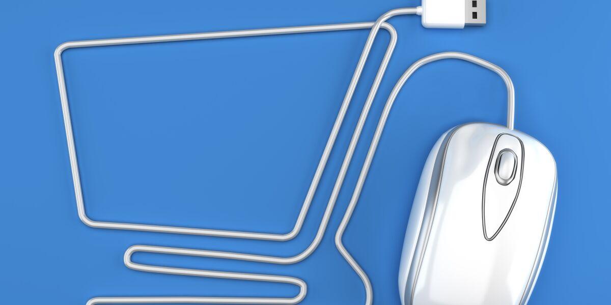 Einkaufen wird digital