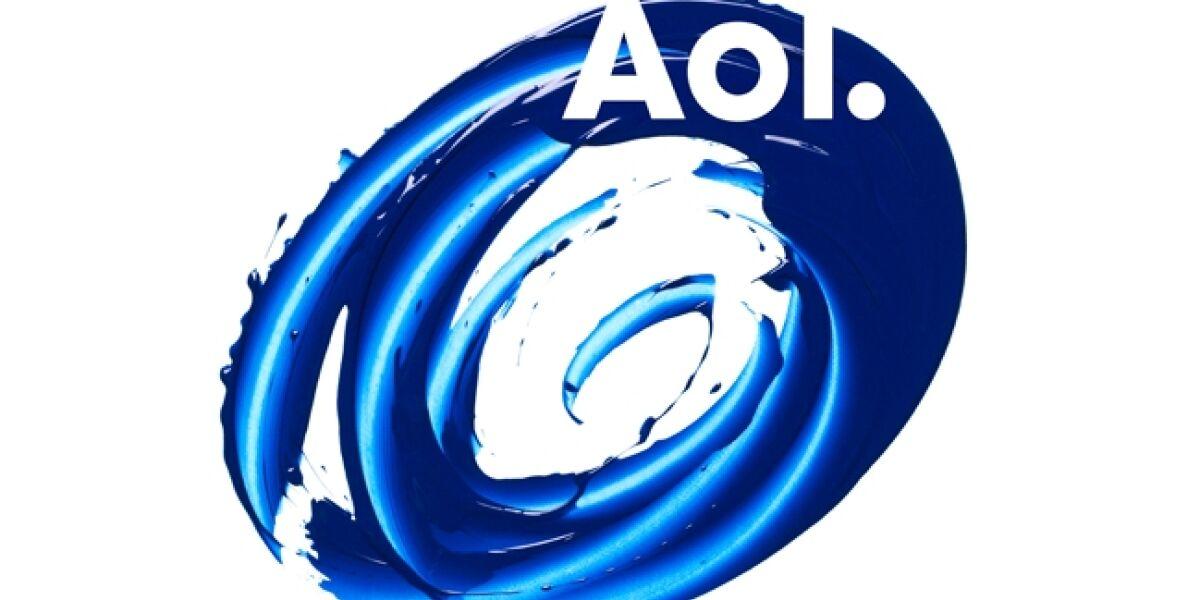 Starker Gewinnrückgang für AOL