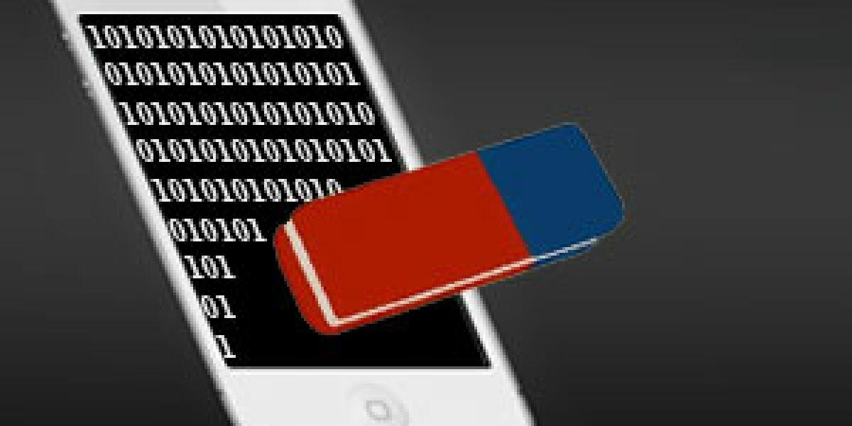 Apple-Update löst Problem mit iPhone-Ortungsdaten