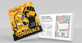 Neue Ausgabe von INTERNET WORLD BUSINESS