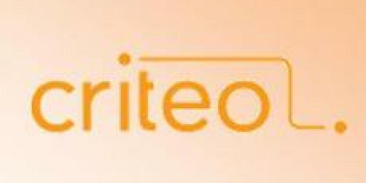 Neue Partnerschaften für Criteo