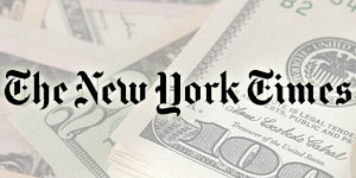 New York Times verliert Onlinebesucher durch Paywall