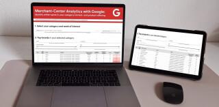 Mango-Dashboard auf Laptop- und Tablet-Screen