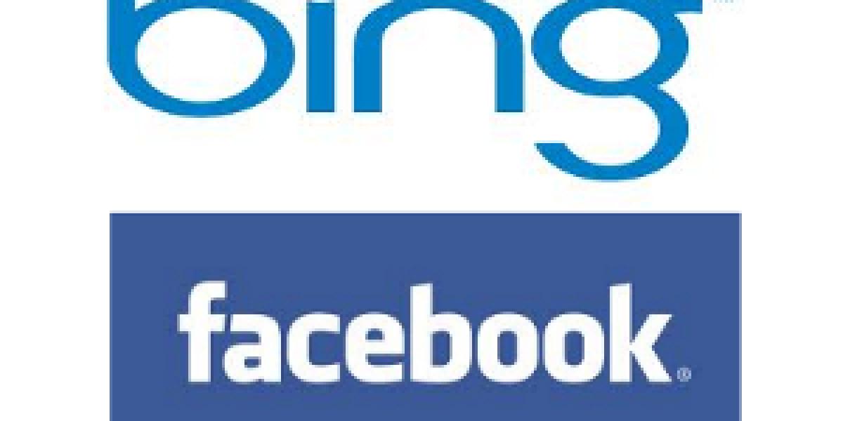 Stärkere Integration von Facebook auf bing