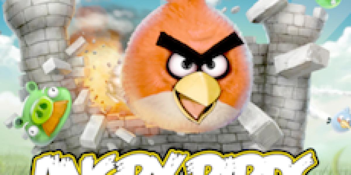 Der Erfolg des Smartphone-Spiels Angry Birds