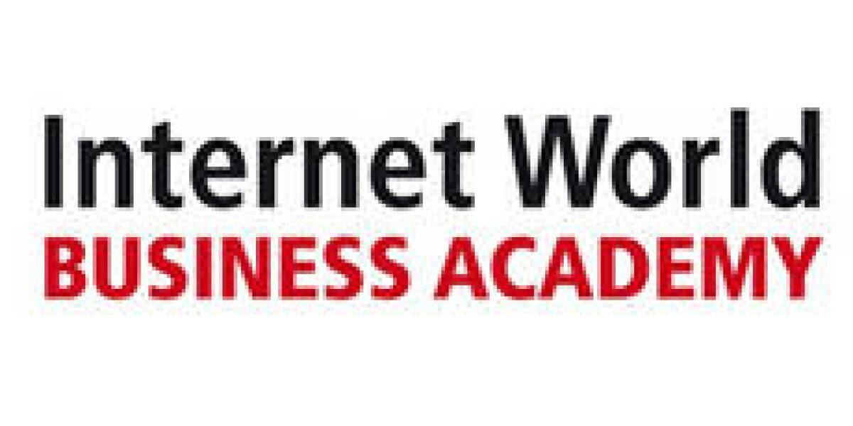 Internet World BUSINESS ACADEMY