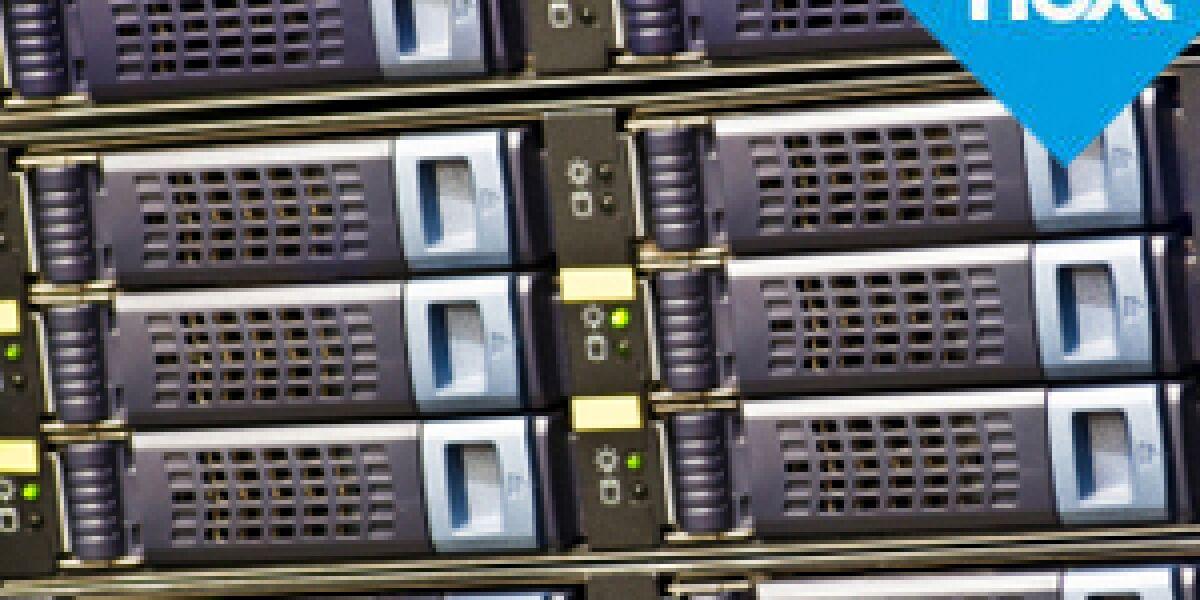 """""""Ein Terabyte ist nur ein kleines Datenset"""" (Foto: istock/Mlenny)"""