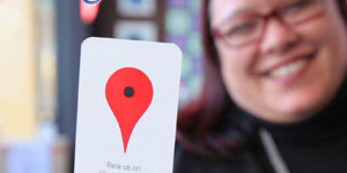 Google Places importiert Foursquare-Check-Ins