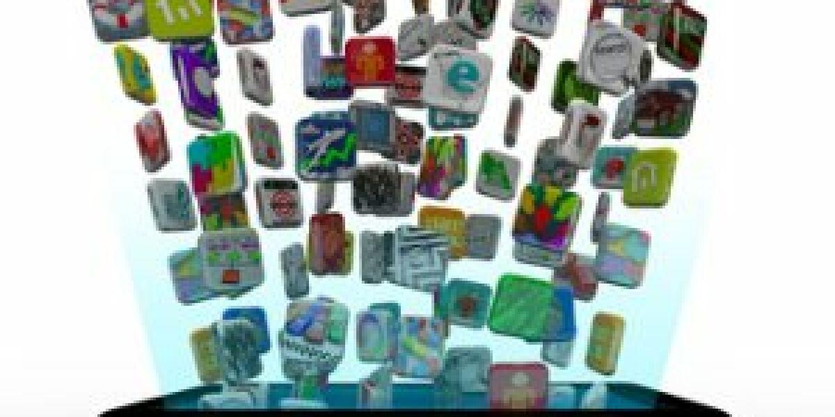 Ernüchternde Zahlen für Shopping-Apps (Foto: Fotolia.de/iQoncept)