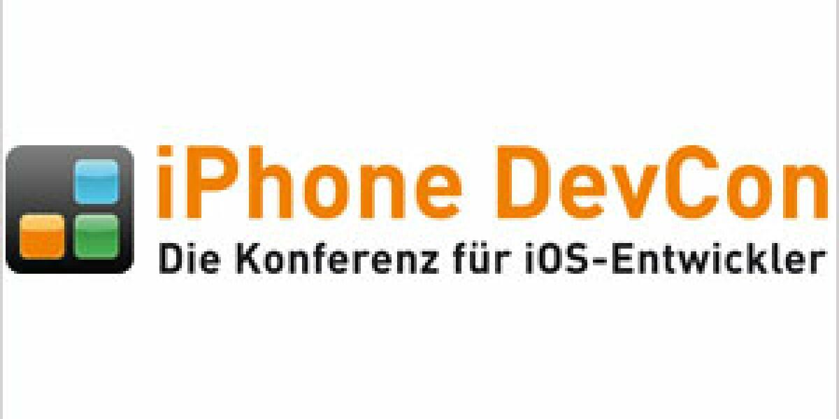 iPhone DevCon 2011 sucht Speaker