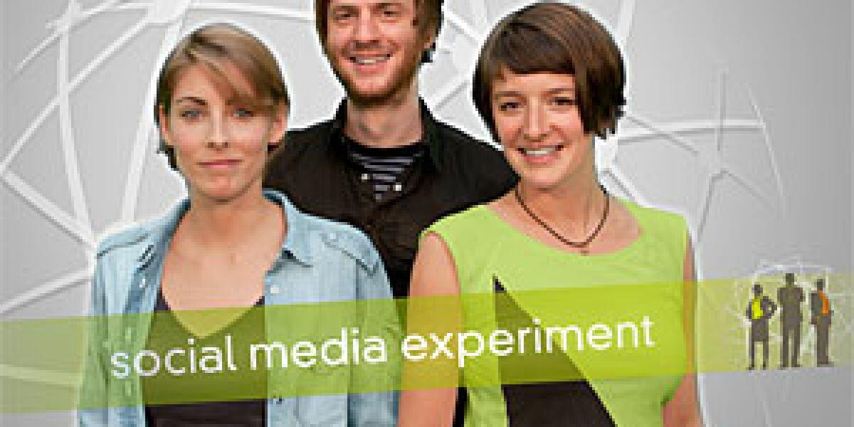 Dotkomm Rich Media Solutions startet Social Media Experiment