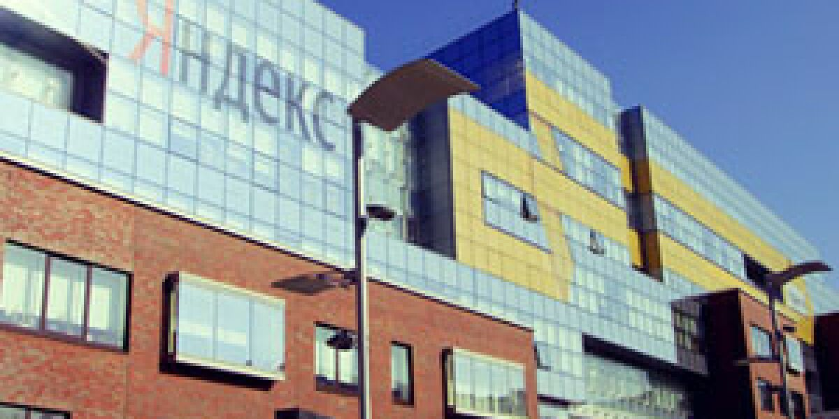 Yandex startet an der US-Börse Foto: Yandex.ru