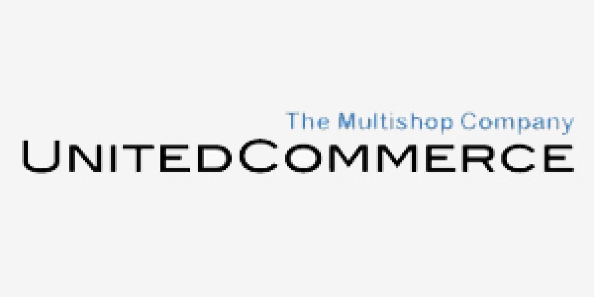 Neue E-Commerce-Holding Unitedcommerce