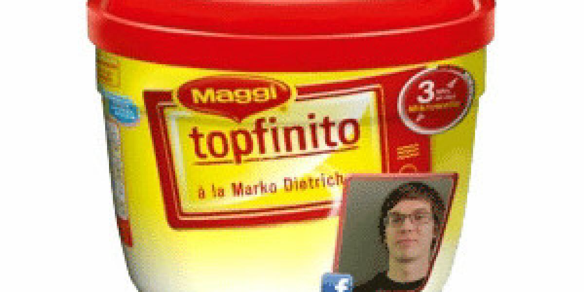 Maggi lässt Facebook-Fans kochen