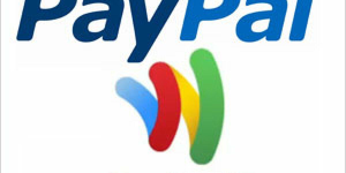 Paypal klagt gegen Google Wallet