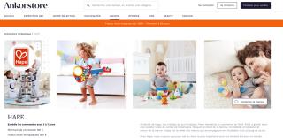 Ankorstore Website