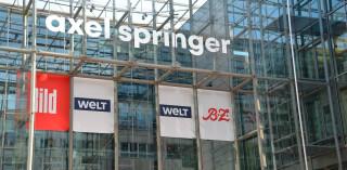 Axel Springer Headquater in Berlin