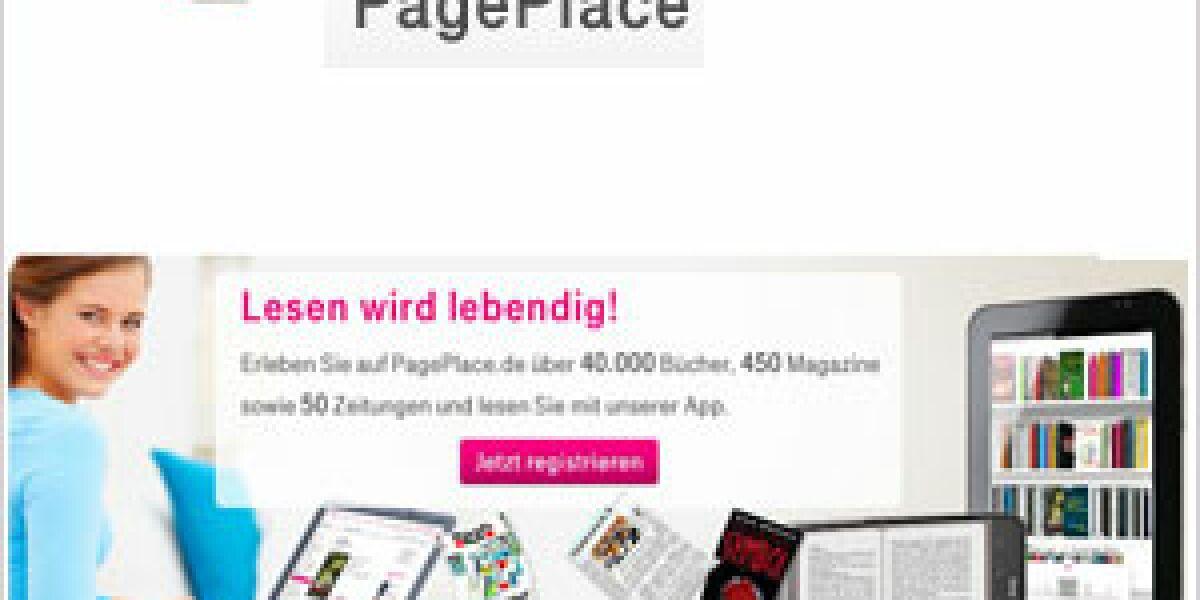 Deutsche Telekom öffnet PagePlace auch für Android
