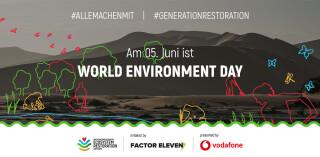World Environment Day-Aufmacher