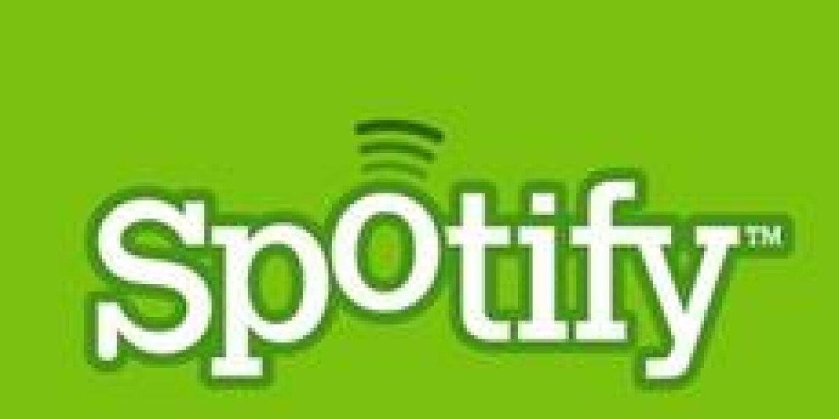 Spotify bereitet Expansion in die USA vor