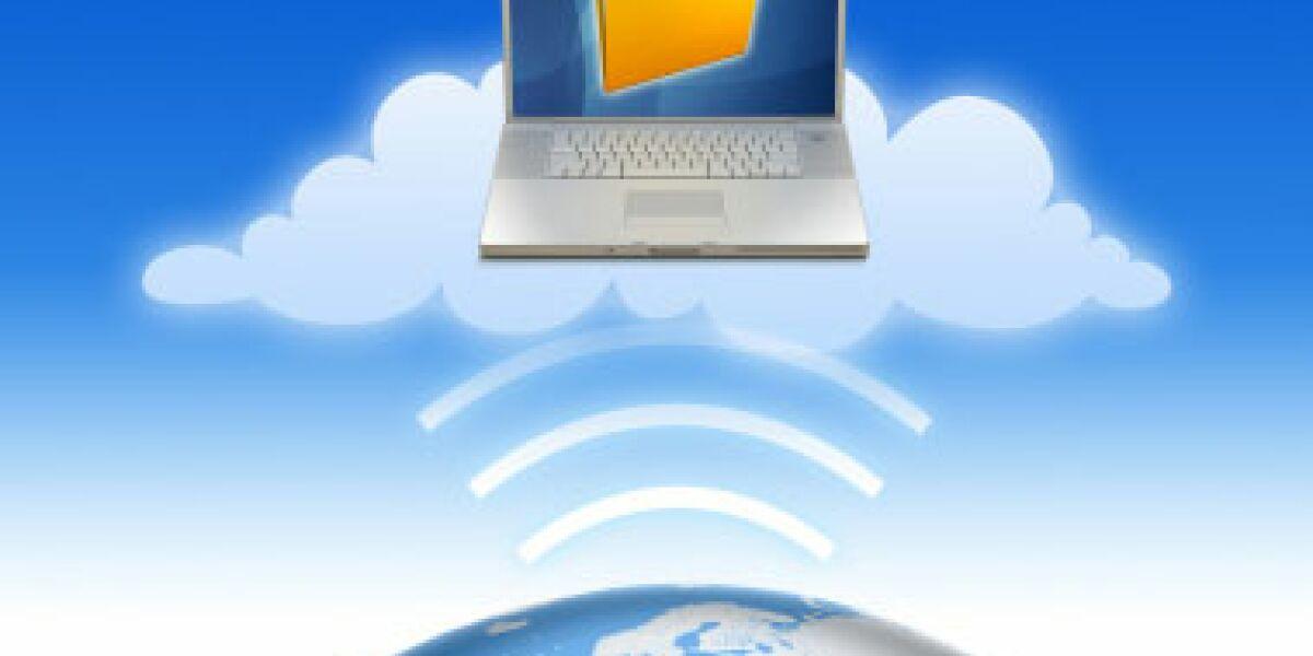 Nutzer trauen Cloud-Diensten nicht Foto: istock.com/Henrik5000
