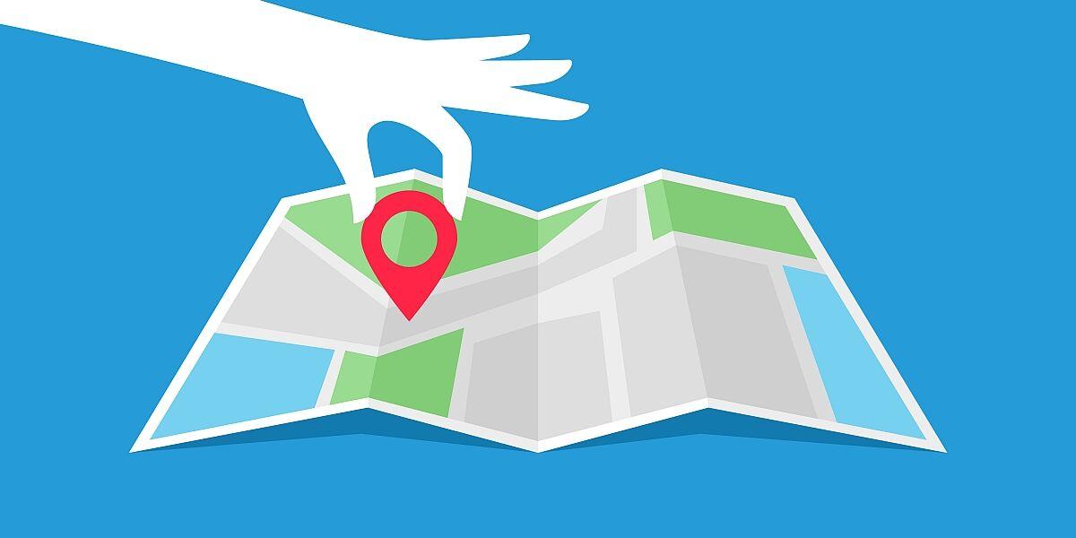 Standortdaten