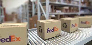 FedEx-Pakete