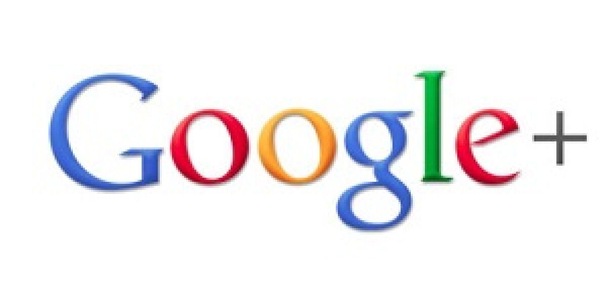 """Soziales Netzwerk """"Google+"""""""