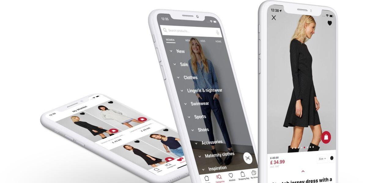Mobile Shop Esprit