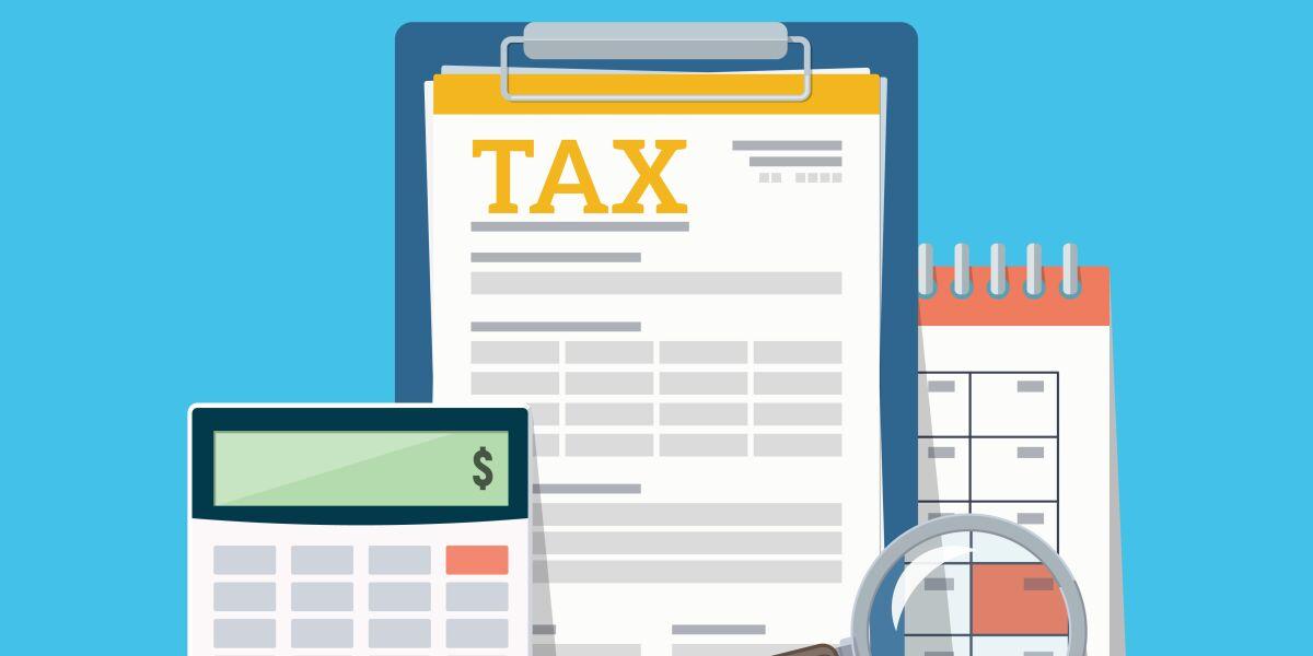 Steuerabrechnung
