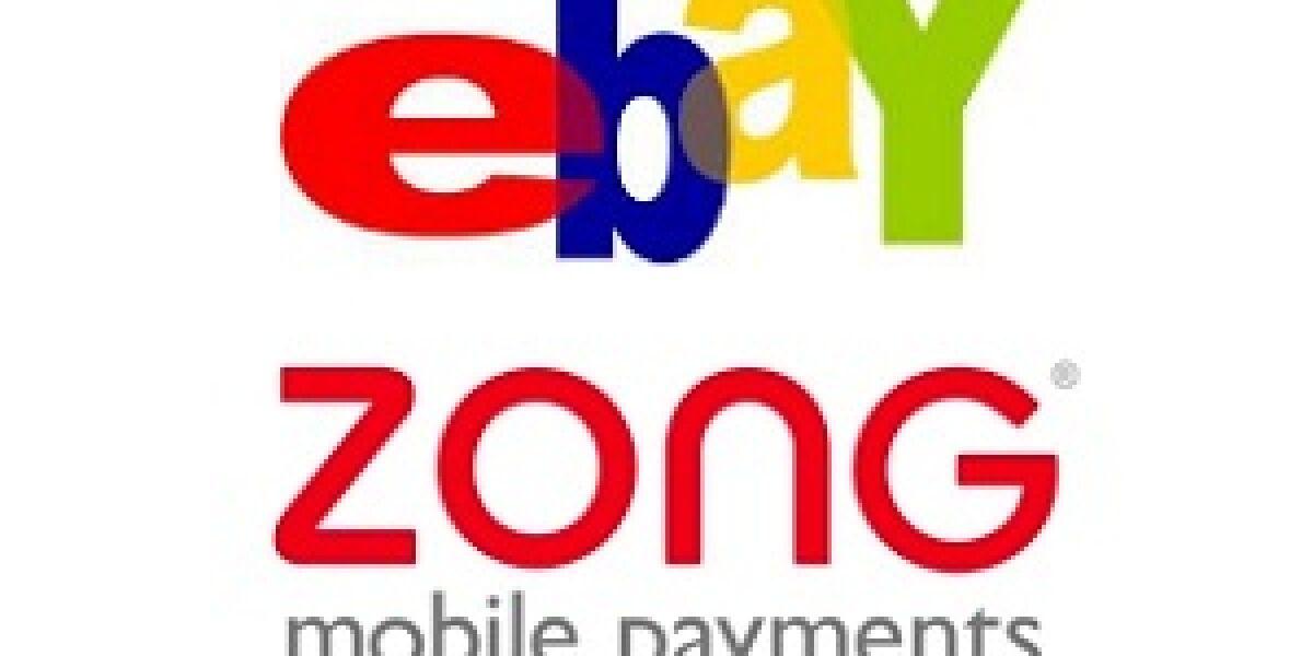 eBay übernimmt Zong