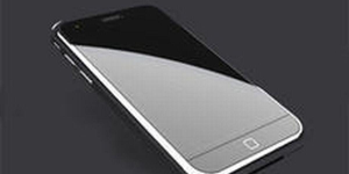 iPhone 5 könnte im August kommen