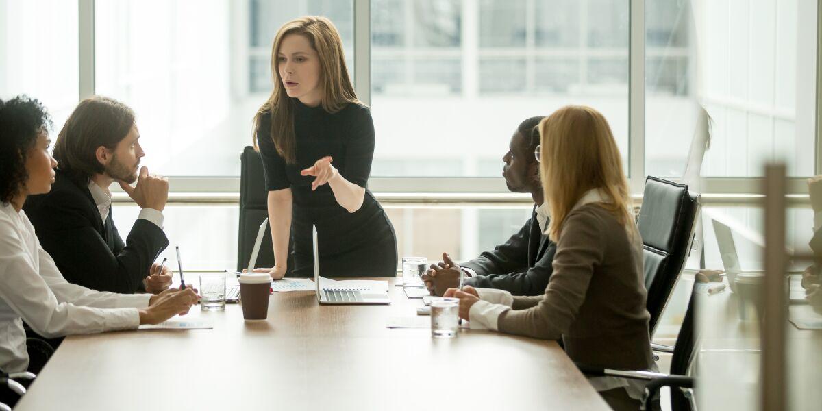 Frauen-Vorstand
