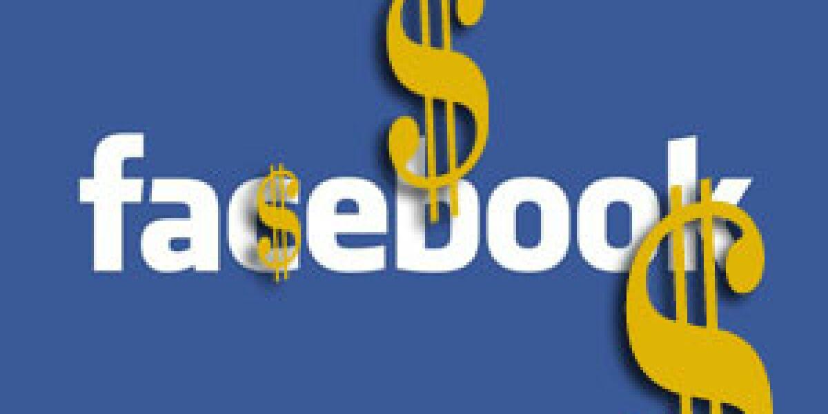 Markenartikler werben verstärkt auf Facebook