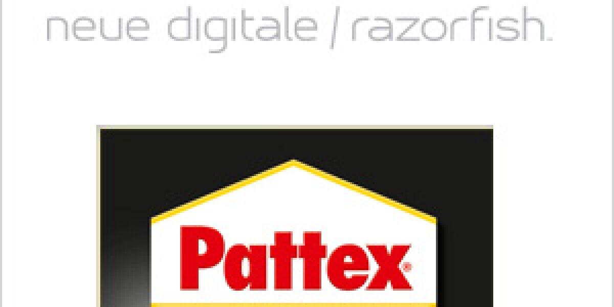 Neue Digitale / Razorfish wird digitale Leadagentur von Pattex