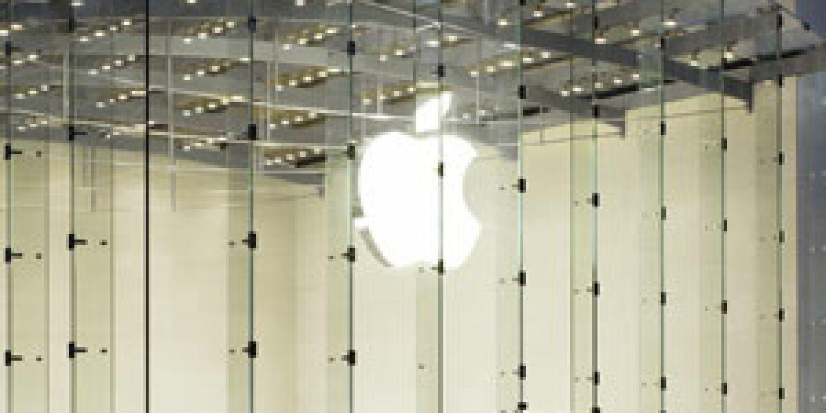 Apple fährt Rekordgewinn ein