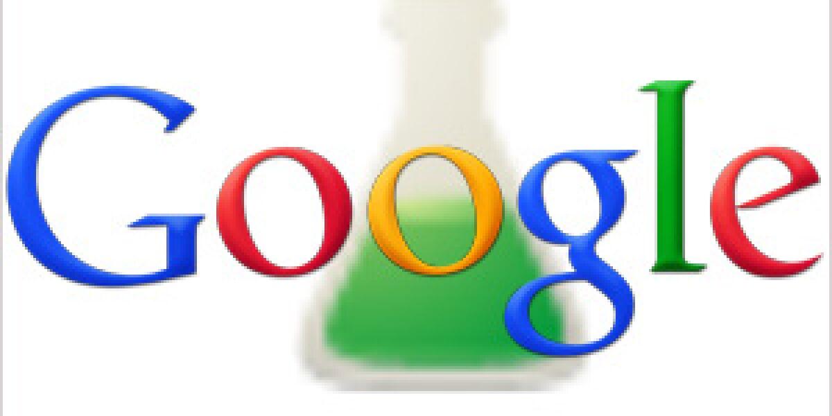 Google Labs wird eingestellt